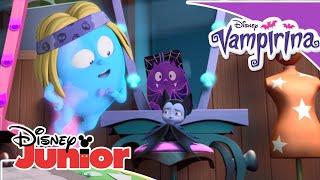 Vampirina: Morriña | Disney Junior Oficial