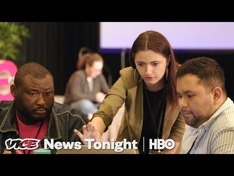 What a Bootcamp for Political Campaigns Is Like (HBO)