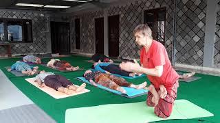 Урок йоги с подробным объяснением | Татьяна Марина