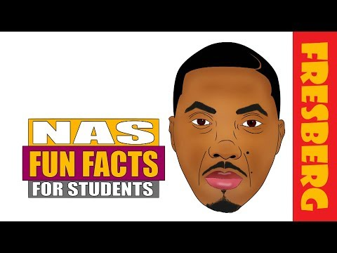 Music History | Nas Biography Fun Facts | Hip-Hop Legends | Educational Videos for Students