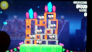 Angry Birds Rio and Cut The Rope Experiment ipod touch Video Review  (In HD)