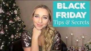 Top Black Friday Shopping Tips & Secrets 2015