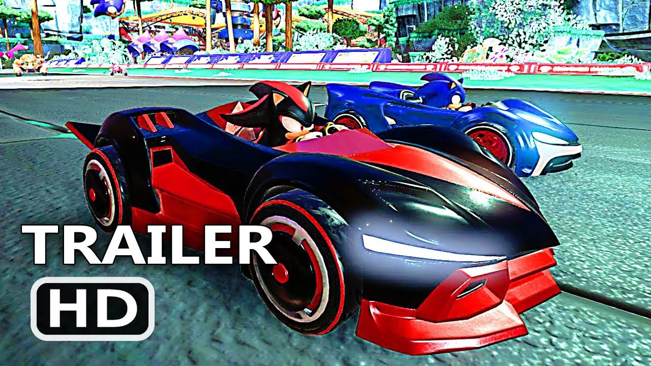 PS4 - Team Sonic Racing Gameplay Trailer (2018)