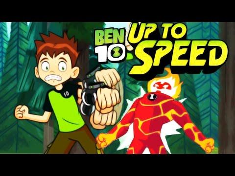 Ben 10: Up to Speed – Omnitrix Runner Alien Heroes