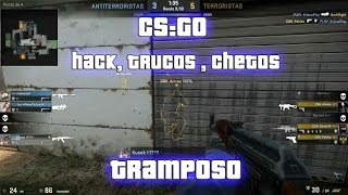 Video de CS:GO hacker, hack , trucos , chetos, trampas,