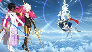 Nerofest Karna & Arjuna CQ ~ Lion King Destroys The Bollywood Duo [FGO NA]