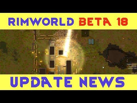 RimWorld Beta 18 - A World of Story - Update News German/Deutsch