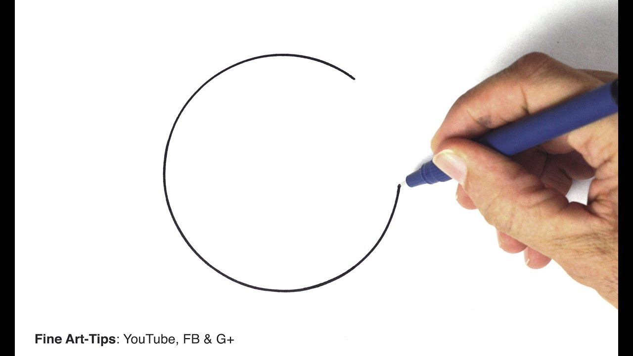 Drawing People With Circle
