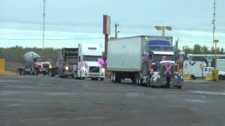 Convoy for a Cure 2011 - Cardinal to Cornwall