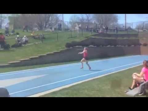 Kim Hamilton - 2014 Drake Relays - 55 32m - Javelin Throw