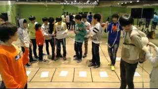 130427 SEVENTEEN TV Choose partner (Poor Mingyu)