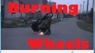 Burning Wheels #3