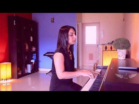 Nanda Malani - Ammawarune + T M Jayarathna - Amma Sandaki (piano cover)