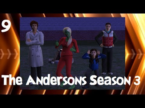 The Andersons Season 3 - Santa pees in my toilet (Part 9) w/Commentary