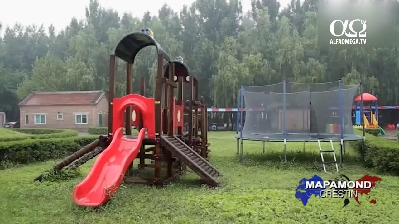 O binecuvantare pentru copiii abandonati in China