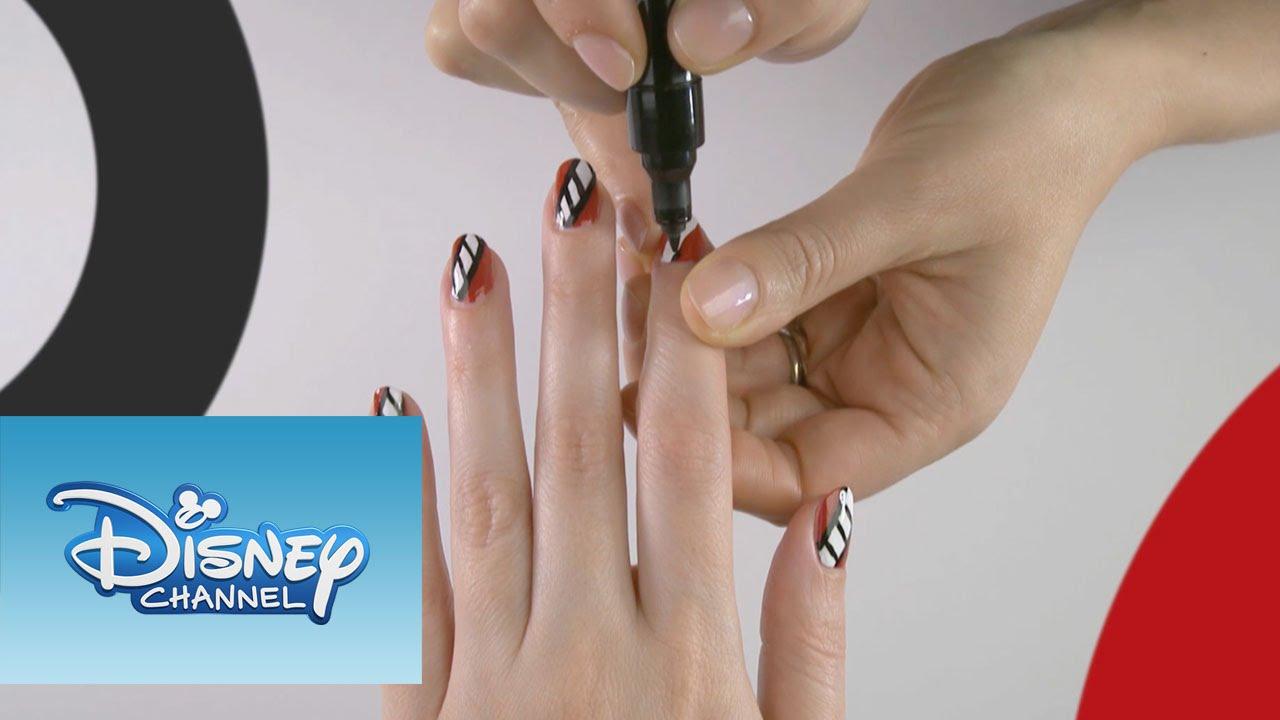 Disney style nail art yo no lo hice youtube disney style nail art yo no lo hice prinsesfo Image collections