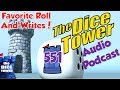 Dice Tower 551 - Favorite Roll and Writes!