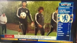 Sky Sports News Petr Čech Dun dun dun daaaa