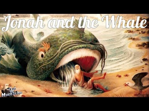 Jonah And The Whale (Fish?)- Bible Study #153