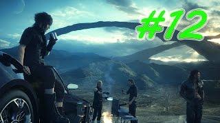 Final Fantasy XV [ Gameplay/Walkthrough ITA] - 12: La Glaciale!