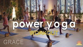Power Yoga Workout ~ Grace