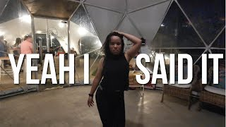 Yeah I Said It - Rihanna (Freestyle Dance Session)