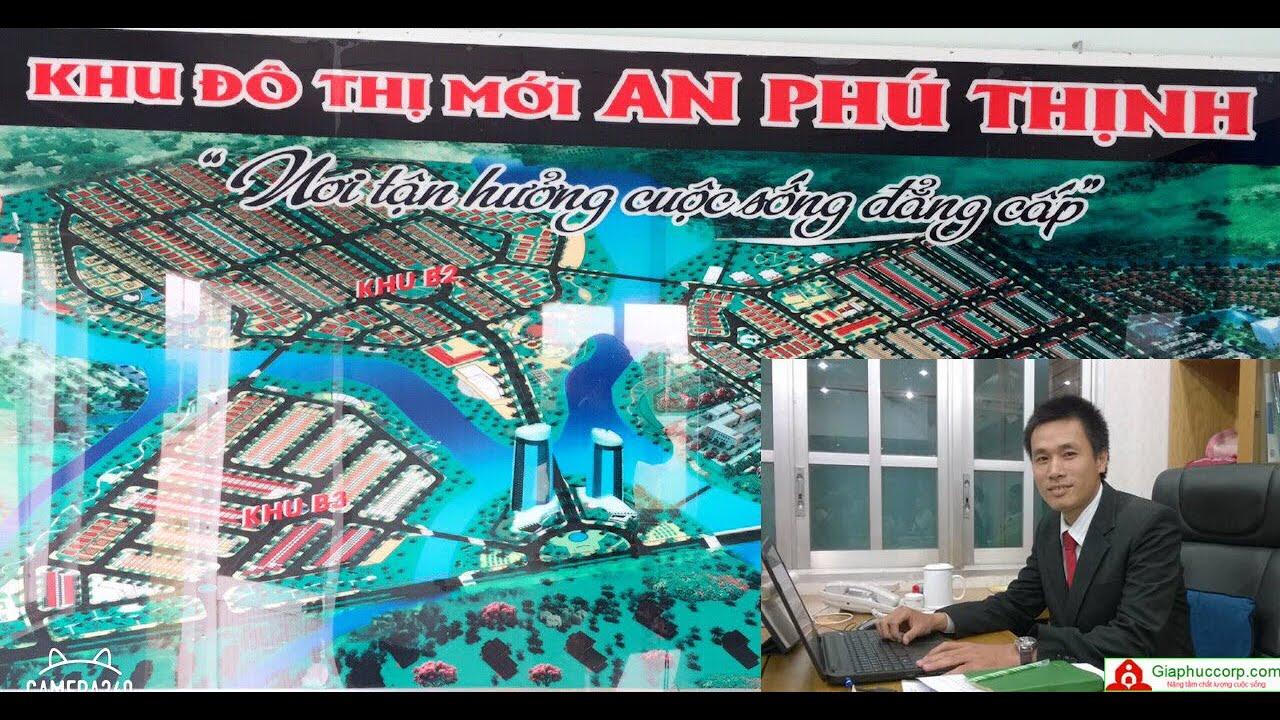 Mua Bán Đất Nền Khu Tái Định Cư Đê Đông Tp. Quy Nhơn -GiaPhucCorp.Com