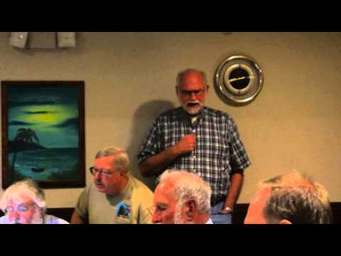 20130606 Ken Dorsey presents Software Defined Radio at Akron Linux Users Group Part 4/4