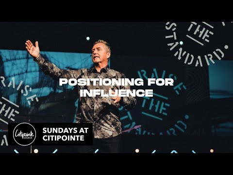 Positioning For Influence - Mark Ramsey