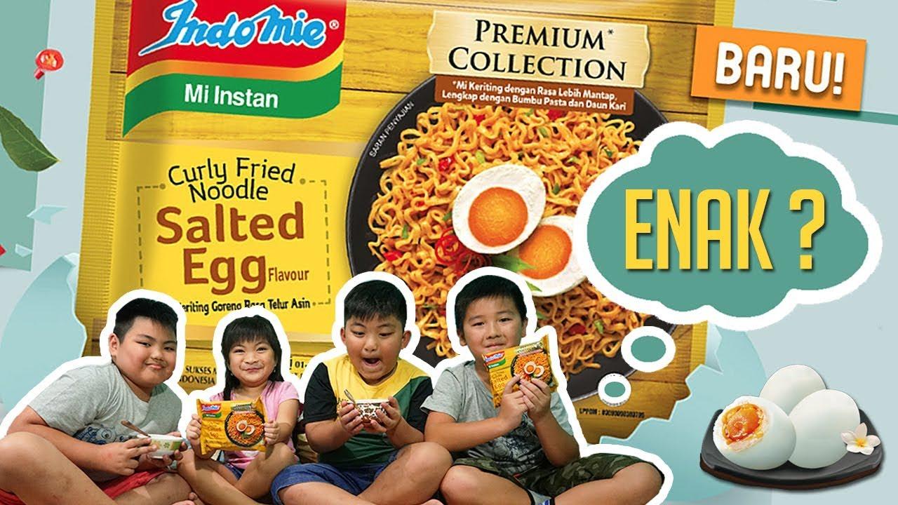 Buy Get 5 Pcs Indomie Salted Egg Premium Collection Fried Noodle Image Result For Mie Telur Asin