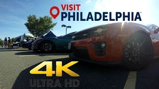 Cruising to Philly in 4K