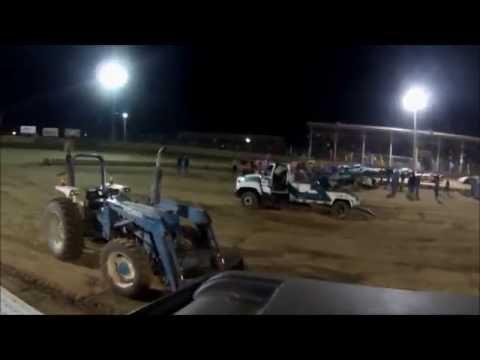 Daryn Klein Feature Win at Belle-Clair Speedway 4-11-14