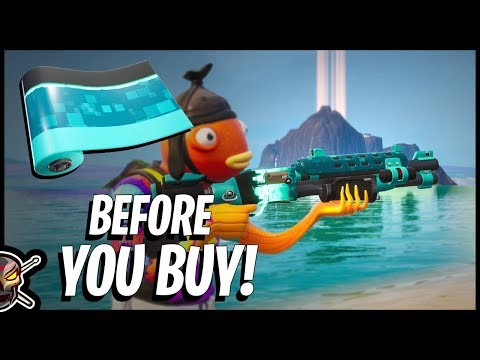 Before You Buy The SQUARED Animated Wrap In Fortnite!