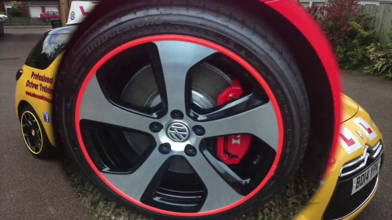 Mobile Tire Service >> AlloyGator Fitting Herts, Beds and Bucks - YouTube