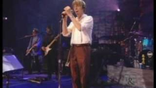 David Bowie - 5:15 THE ANGELS HAVE GONE - Live By Request 2002 - HQ