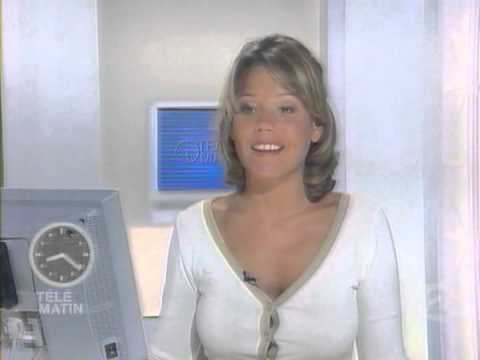 Laura tenoudji france 2 t l matin 17 09 2004 youtube - Laura du web salaire ...