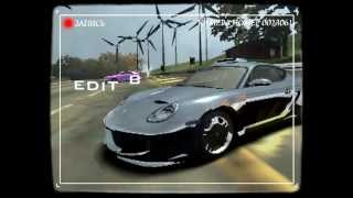 NFS Most Wanted клип by V_S*n0w~ RePROJ RUSSIA под DubStep