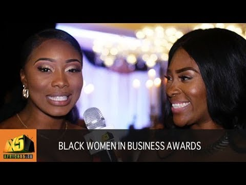 Black Women in Business Awards   London Mayfair