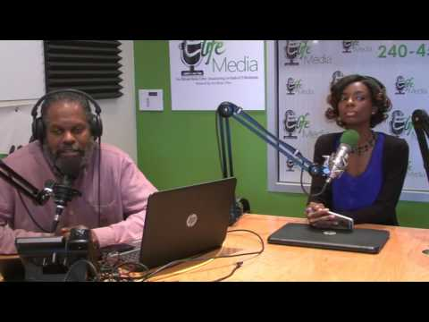 Grand Master Dennis Brown talking Martial Arts on the Elife Power Lunch