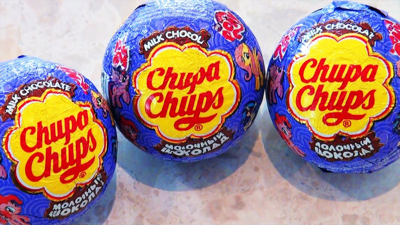 Chocolate Candy Surprise Eggs