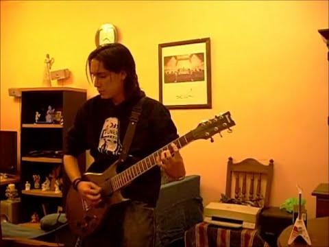CRACK THE SKY - Buckethead - Cover