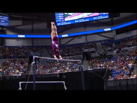 Bridget Sloan - Bars - 2012 Visa Championships - Sr. Women - Day 1