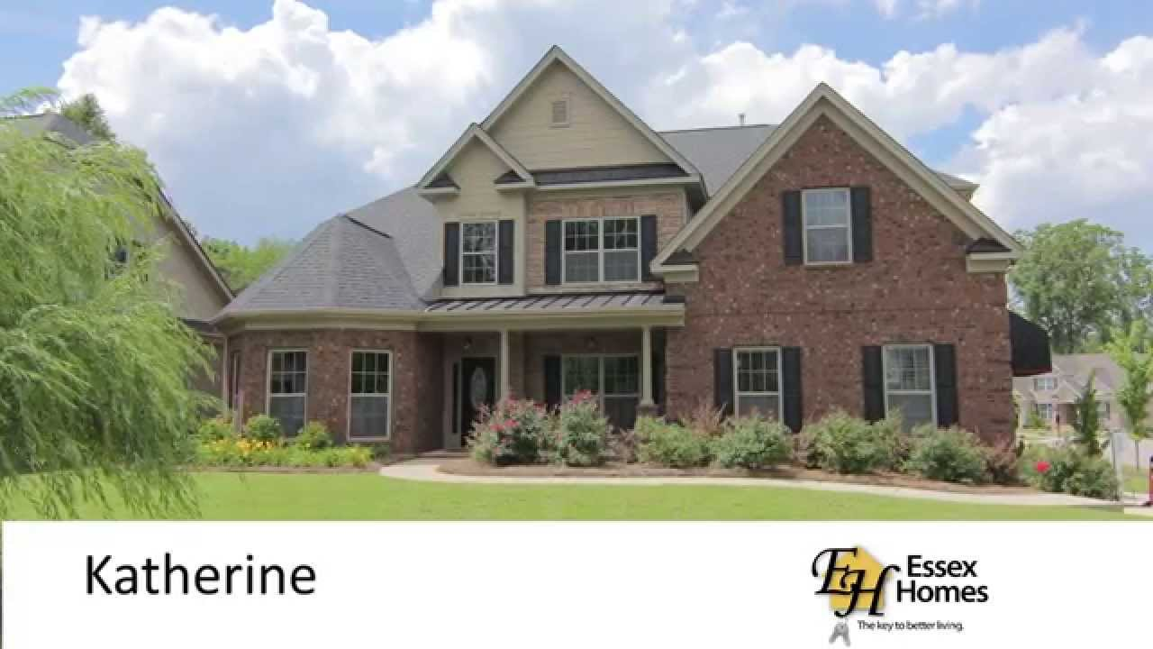 The Katherine by Essex Homes YouTube – Essex Homes Floor Plans