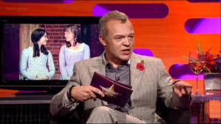 Gervais and Depp on Graham Norton - Part One