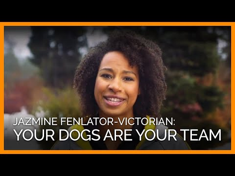 Olympic bobsled pilot Jazmine Fenlator-Victorian took a break from training to speak out about animal abuse in a new PETA video.