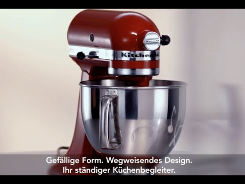 Kitchen Aid Stand Mixer From Usa To India