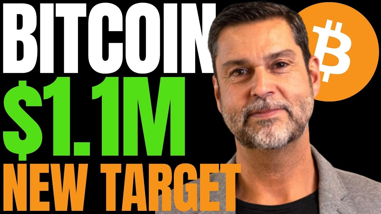 BITCOIN (BTC) TARGETING $1,150,000 AFTER SHIFT IN FEDERAL RESERVER POLICY, SAYS REAL VISION CEO!!