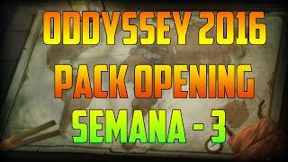 ODDYSSEY 2016 | PACK OPENING | SEMANA 3 | DAZETGAMING | SMITE EN ESPAÑOL