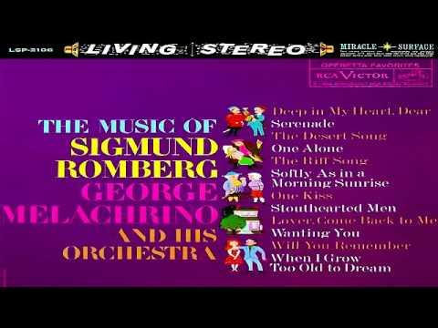 George Melachrino - The Music of Sigmund Romberg  GMB