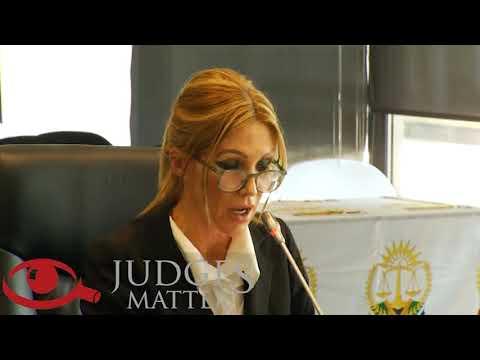 JSC interview of Ms T D Brenner for the Gauteng High Court (Judges Matter)